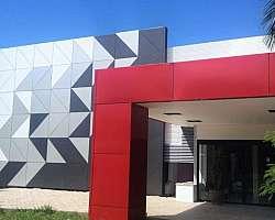 Empresa fabricante de fachada