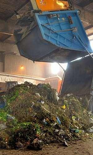 Compostagem de resíduos industriais