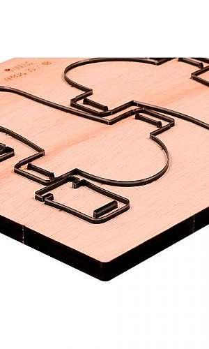 facas de corte para EVA letras