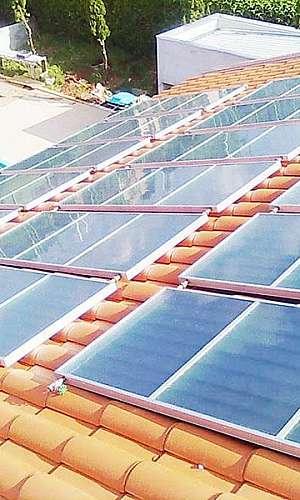 Kit placa solar preço