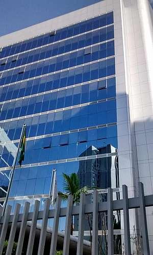 Projeto de fachadas de vidros