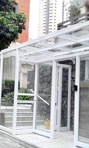 Vidro para fachada