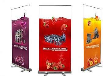Comunicação visual banner
