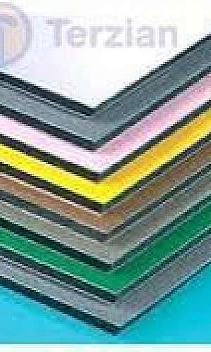 Chapa de alumínio composto ACM
