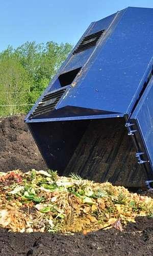 Compostagem de resíduos sólidos
