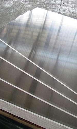 Fábrica de chapa de alumínio