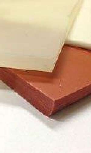 Placa de silicone preço